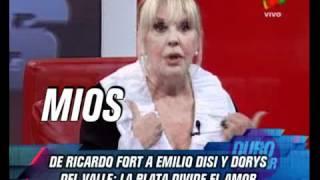 DURO DE DOMAR - EMILIO DISI VS DORIS DEL VALLE 19-06-12