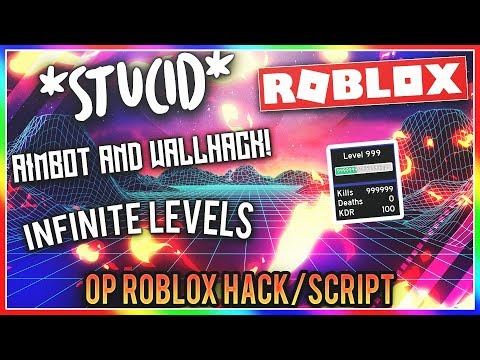 ✅ ROBLOX Hack/Script: Strucid | Infinite Levels, Aimbot and Wallhack! [2018] ✅