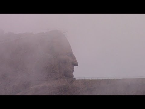From foggy Crazy Horse to Foggy Mount Rushmore