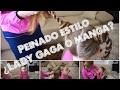 MI PEQUEÑA RAPUNZEL REAL + PEINADO MANGA + PEINADO LADY GAGA + AY CHIUAHUA!!!