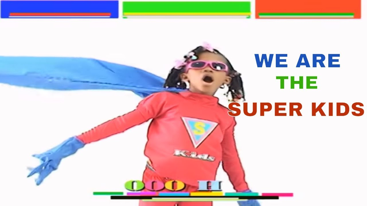 The Superkids - We Are The Superkids - YouTube