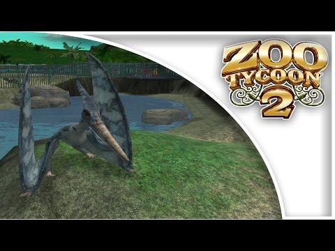 Pteranodon Cove || s2 e16 || Zoo Tycoon 2