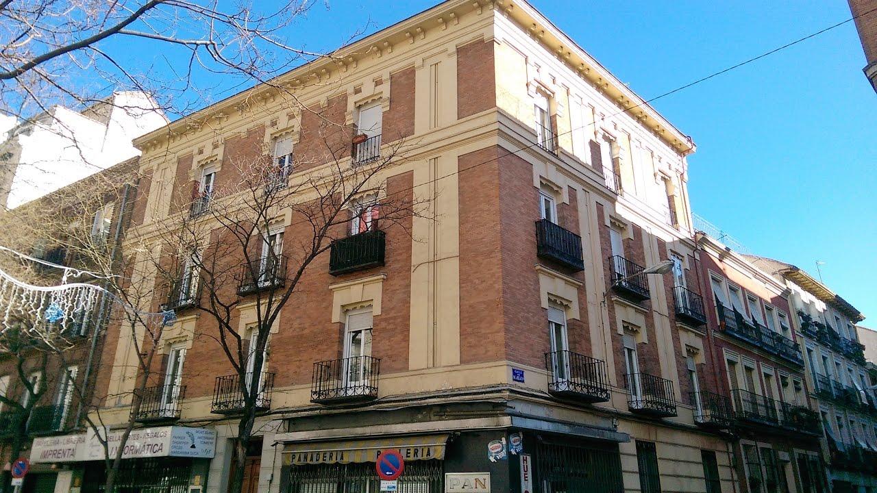 Venta piso en calle ponzano chamber almagro madrid for Pisos en chamberi madrid