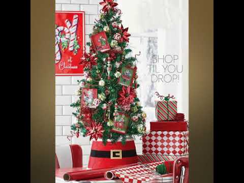 2018 RAZ Christmas Trees - 2018 RAZ Christmas Trees - YouTube