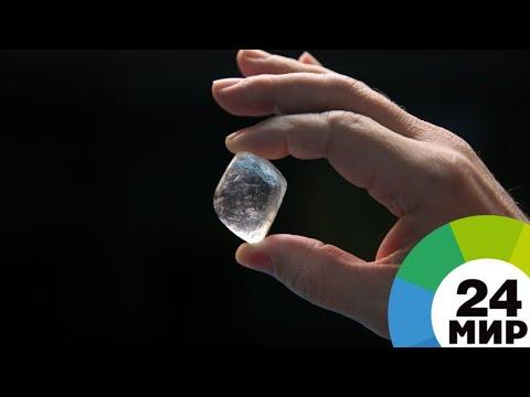 Грядка для алмазов: как в Беларуси выращивают драгоценности - МИР 24