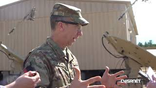1st Security Force Assistance Brigade talks training lessons