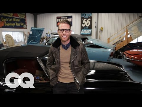 Vintage Motorcars: Classic Car Collecting & Restoration -  GQ's Car Collectors - New York