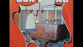 Don Evans aka Tyrone Evans - Lately I Found Out