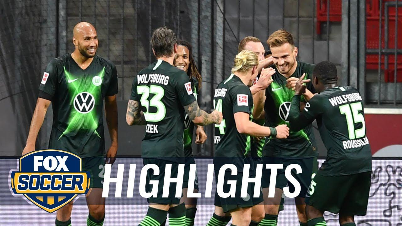 Bayer Leverkusen 1 - 4 Wolfsburg