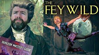 The Feywild | D&D | TTRPG | Web DM