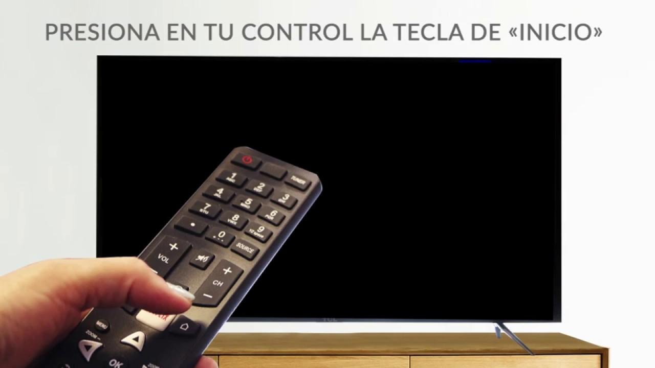 Cómo Descargar Aplicaciones En Tu Smart Tv Tcl Youtube Smart Tv Tv Electronic Products