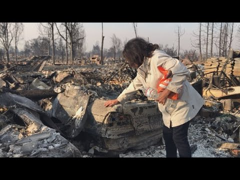 California: When your home is reduced to ashes