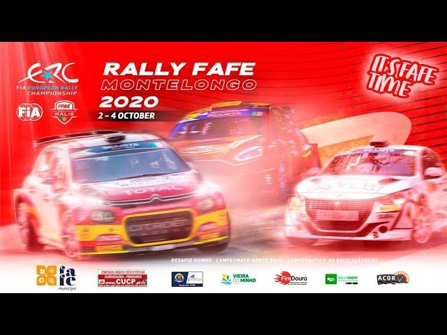 "DGS ainda pode inviabilizar o ""Rallye Fafe Montelongo / Carlos Vieira""."