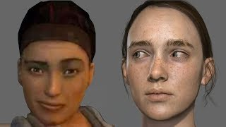 The Evolution of Facial Animation In Video Games