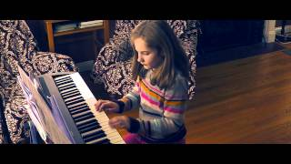"Emma's Piano Solos - ""Run with the Wind"""