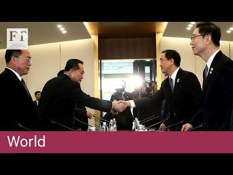 North Korea to send team to Winter Olympics