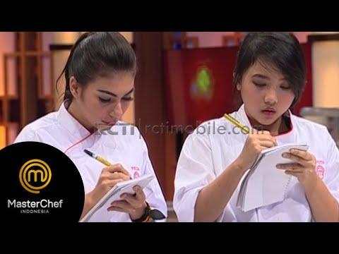Serunya masak Ravioli Al Gongozola [Master Chef Indonesia Session 4] [5 September 2015]