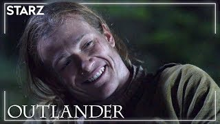 Outlander | The Villainous Stephen Bonnet | STARZ