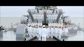 Крушение крейсера Индианаполис (клип)