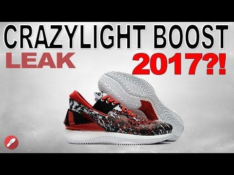 Adidas Crazy Light Boost 2017 Leak!