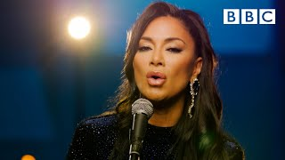 @Nicole Scherzinger performs 'Never Enough' from The Greatest Showman 🙌 ✨❤️ BBC