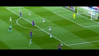 Lionel Messi vs Christiano ronaldo the killing goal fight 2017