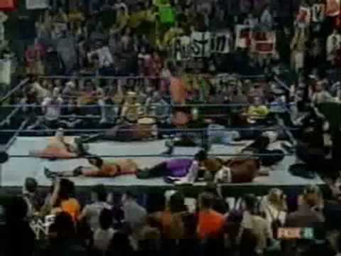 Best Smackdown Ending Ever