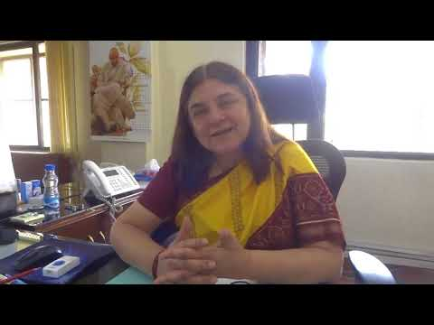 Union Minister Maneka Gandhi's message on International Women's Day 2018