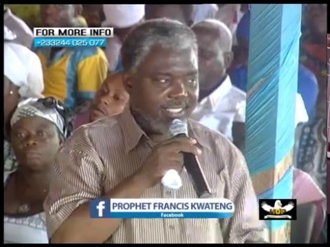 VANITY and OBEDIENCE, by Prophet Francis Kwateng