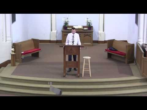 Lafayette Christian Reformed Church - Mark Bonnes - Easter 2017 - Lafayette, Indiana