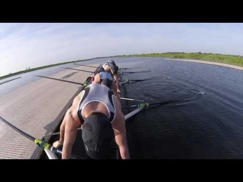NZ Junior Men's Eight Rowing 2016