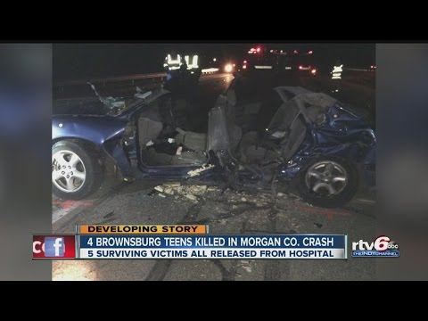 Four teens killed in multi-car crash on State Road 37 in