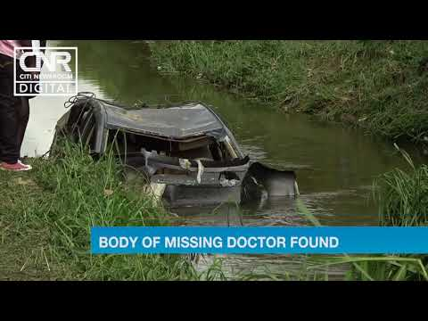 Missing doctor's body found after Accra floods thumbnail