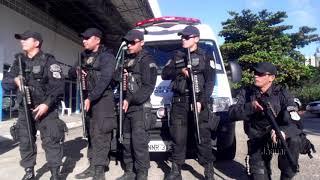 Governo fecha cadeias públicas, e detentos são transferidos para presídios superlotados