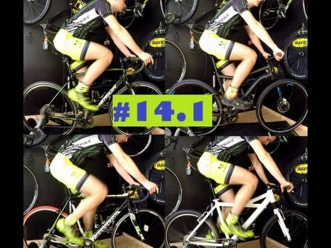 Bike sizing vs. bike fitting - how to choose the right size of the bicycle. Road and mountain.