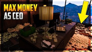 How To Maximize Profits & Make the Most Money as a CEO & Associate! (GTA 5)(How To Maximize Profits & Make the Most Money as a CEO & Associate! (GTA 5) ▷Subscribe: http://bit.ly/Sub2DatSaintsfan ▷Cheap Shark Cards & Games: ..., 2016-06-11T19:00:01.000Z)