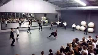 opendeurdag Da Jump 2017 breakdance