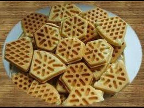 Тесто для треугольников