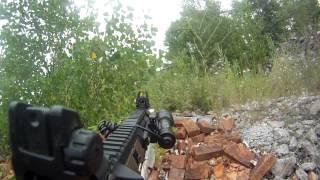 WOLF PACK AIRSOFT gun cam 7-15-12 (PWS DIABLO) Thumbnail