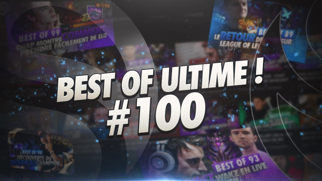 BEST OF SOLARY #100 ► BEST OF ULTIME !