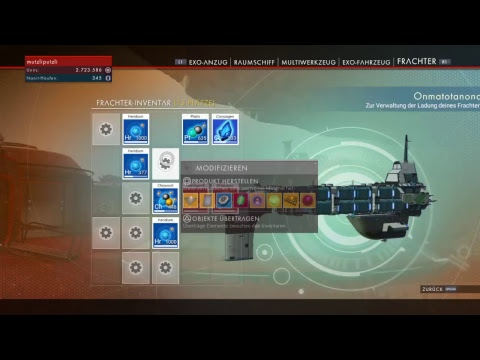 No Man's Sky #15 - Station trading and finally bought a frei
