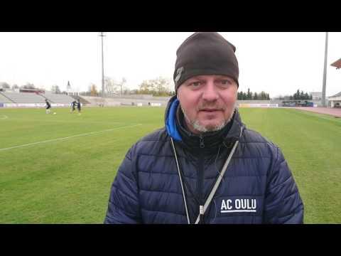 ACOTV Ennakko: JJK - AC Oulu 21.10.2016