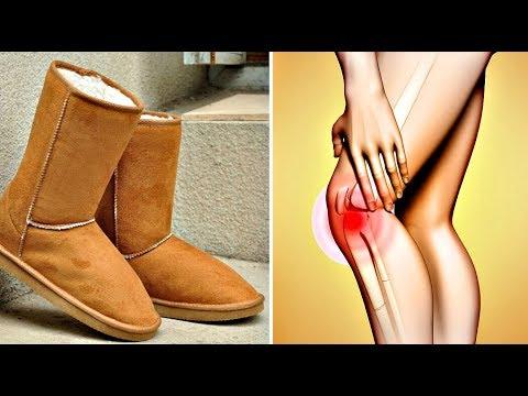 Хирурги ортопеды Советуют Женщинам не носить Угги! Причина обескураживает