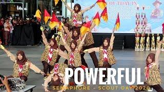 Download lagu Semaphore Dance Keren Pramuka SMPN 43 Batam Di Acara Batam Scout Day IX 2020