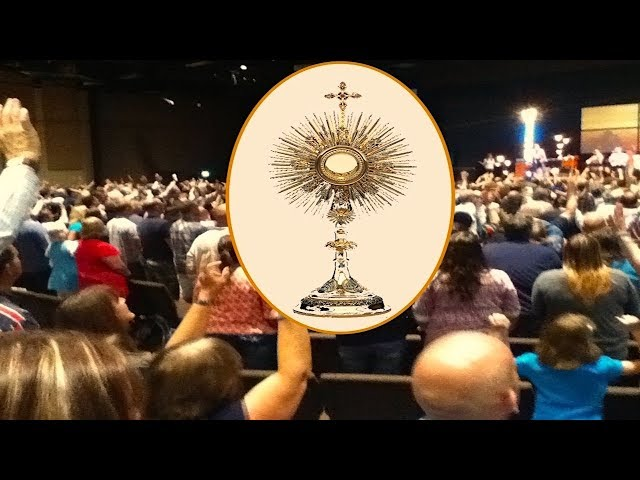 SHOCKING PROOF! The Charismatic Church IS The CATHOLIC CHURCH!