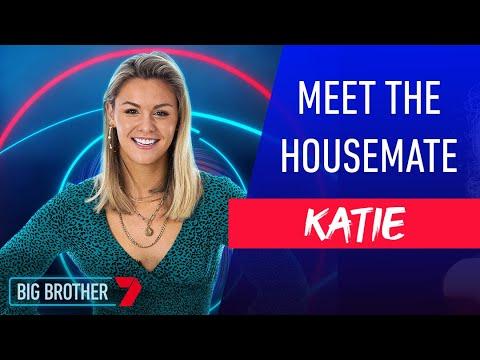 Katie The Warrior | Meet The Housemate | Big Brother Australia