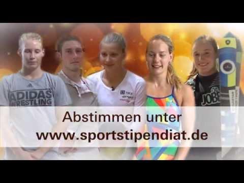 Deutsche Sporthilfe und Deutsche Bank starten Online-Wahl zum Sport-Stipendiat des Jahres 2015