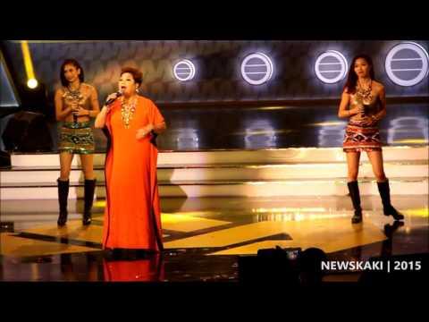 TVB經典劇集金曲串燒 - 肥媽Maria Cordero -《TVB馬來西亞星光薈萃頒獎典禮2015》 - YouTube