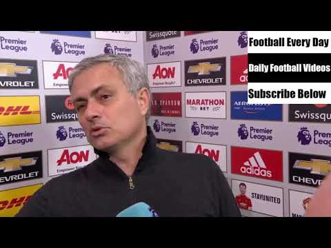Jose Mourinho post match reaction interview | Manchester United 2-1Liverpool |Premier League 10/3/18