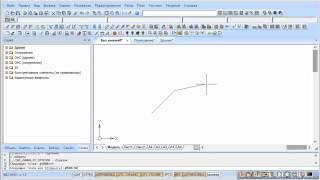 PlanTracer, урок 8. Как построить отрезок по длинне и углу?